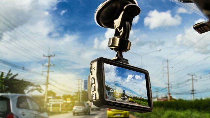 Vsysto truck dash cam