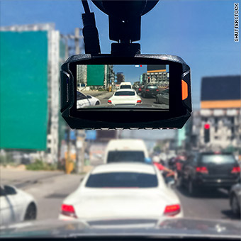 A guide to make money selling your dash cam footage