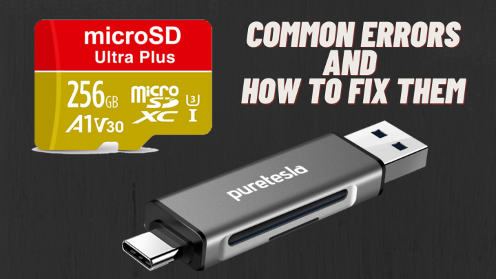 TeslaCam USB Device Common Errors and How to Fix Them
